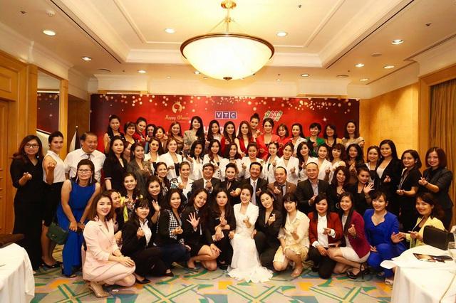 Mạng lưới nữ lãnh đạo Happy Women Leader Network  tổ chức họp báo cùng CMB và Đài VTC - 5