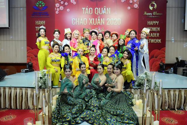 Happy Women Leader Network và Quỹ từ thiện Hành trình xanh hội tụ trong chương trình Táo quân - Chào xuân 2020 - 3