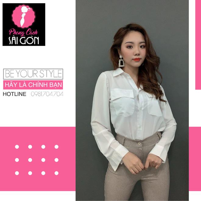 Phong cách Sài Gòn – địa điểm mua sắm trực tuyến đáng tin cậy! - 5